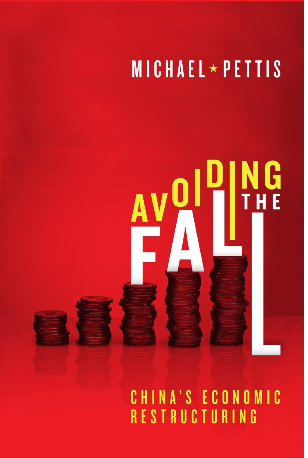 Michael Pettis: Avoiding the Fall. China's Economic Restructuring. Carnegie Endowment for International Peace 2013, 150 s.