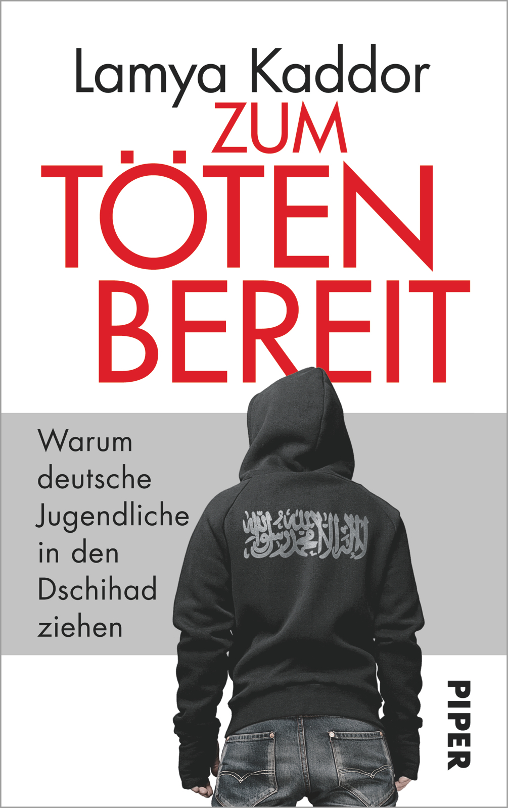 Lamya Kaddor: Zum Töten bereit. Warum deutsche Jugendliche in den Dschihad ziehen. Piper Verlag 2015, 256 s.