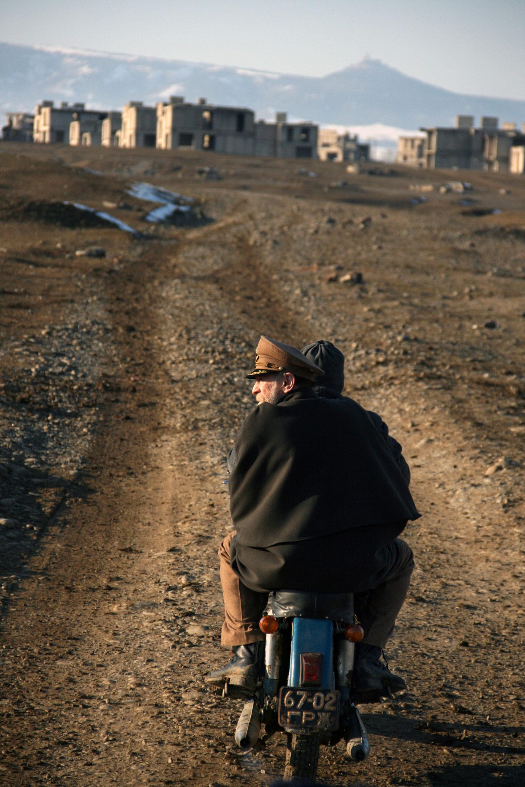 Mohsen Makhmalbaf: The President. Georgia, Ranska, Britannia 2014, 119 min.