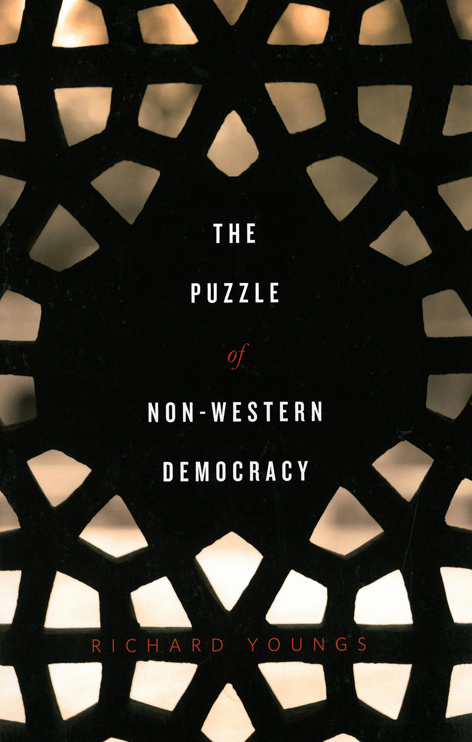 Richard Youngs: The Puzzle of Non-Western Democracy. Brookings Institution 2015, 240s.