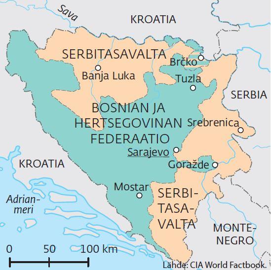 Bosnia ja Hertsegovina