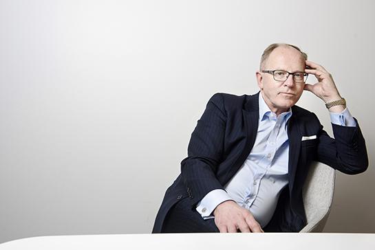 Suomi sijaitsee Vauramon mielestä oivallisessa paikassa Aasiaan nähden. Finnairin kone ehtii takaisin Suomeen alle 24 tunnissa.