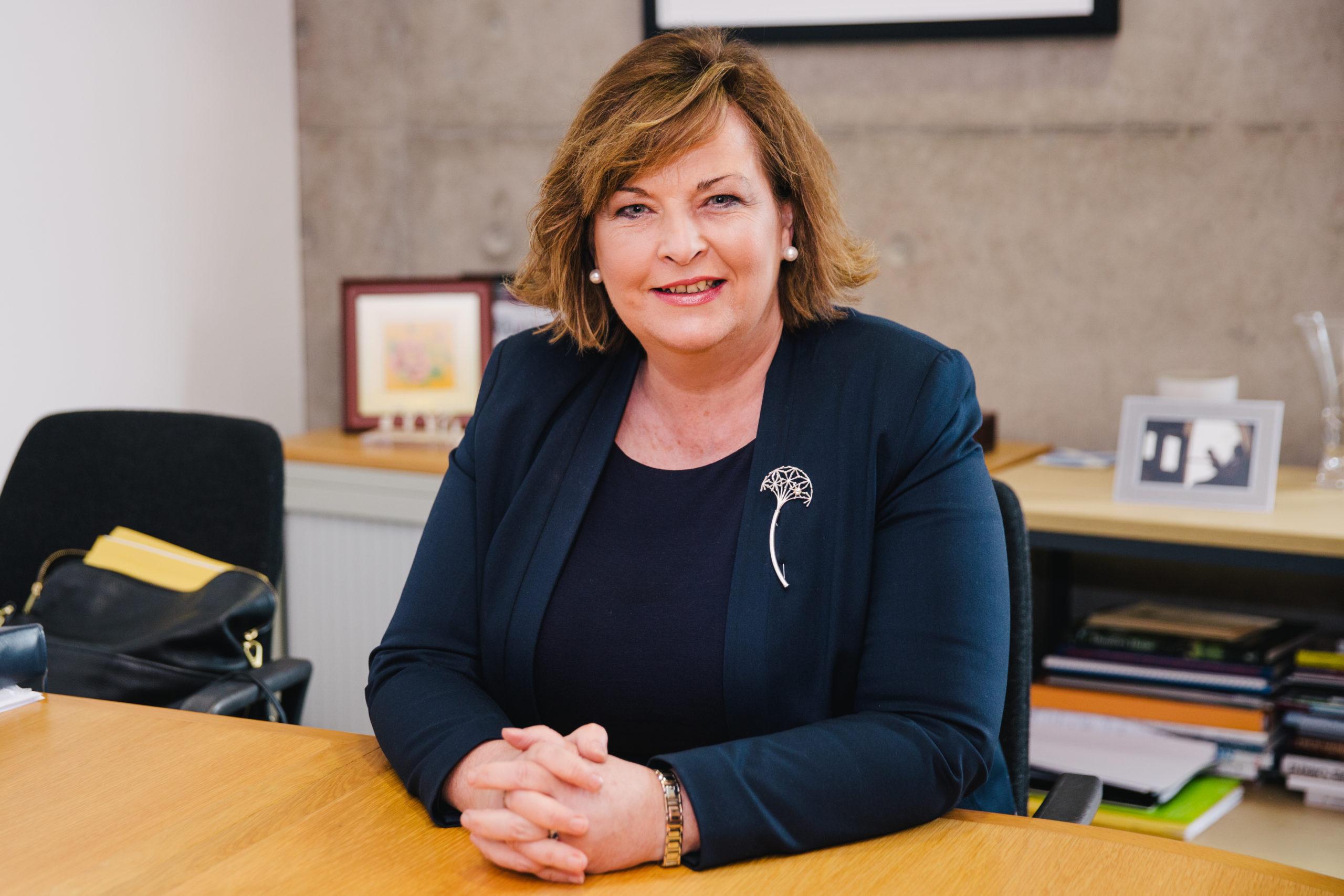 Fiona Hyslopin puolueen muodostama hallitus johtaa Skotlantia Edinburghista käsin.