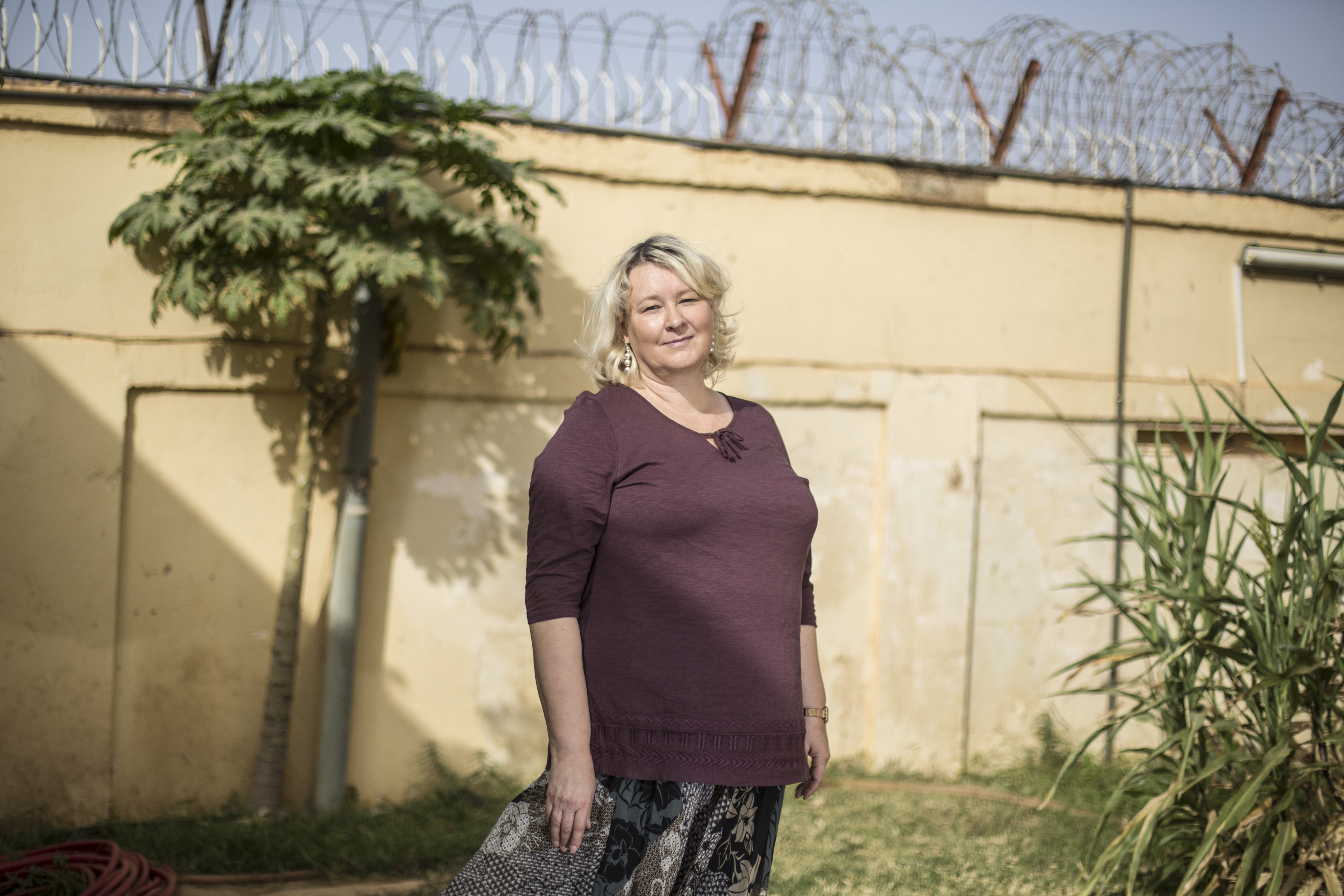 Kirsi Henriksson on johtanut Nigerissä EU:n siviilikriisinhallintaoperaatiota.