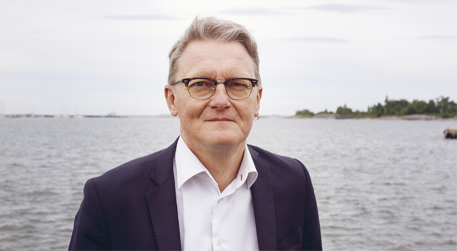 NÄKEMYS. Keskustelu rahan määrästä korvasi keskustelun tekemisen laadusta, katsoo Frank Johansson.