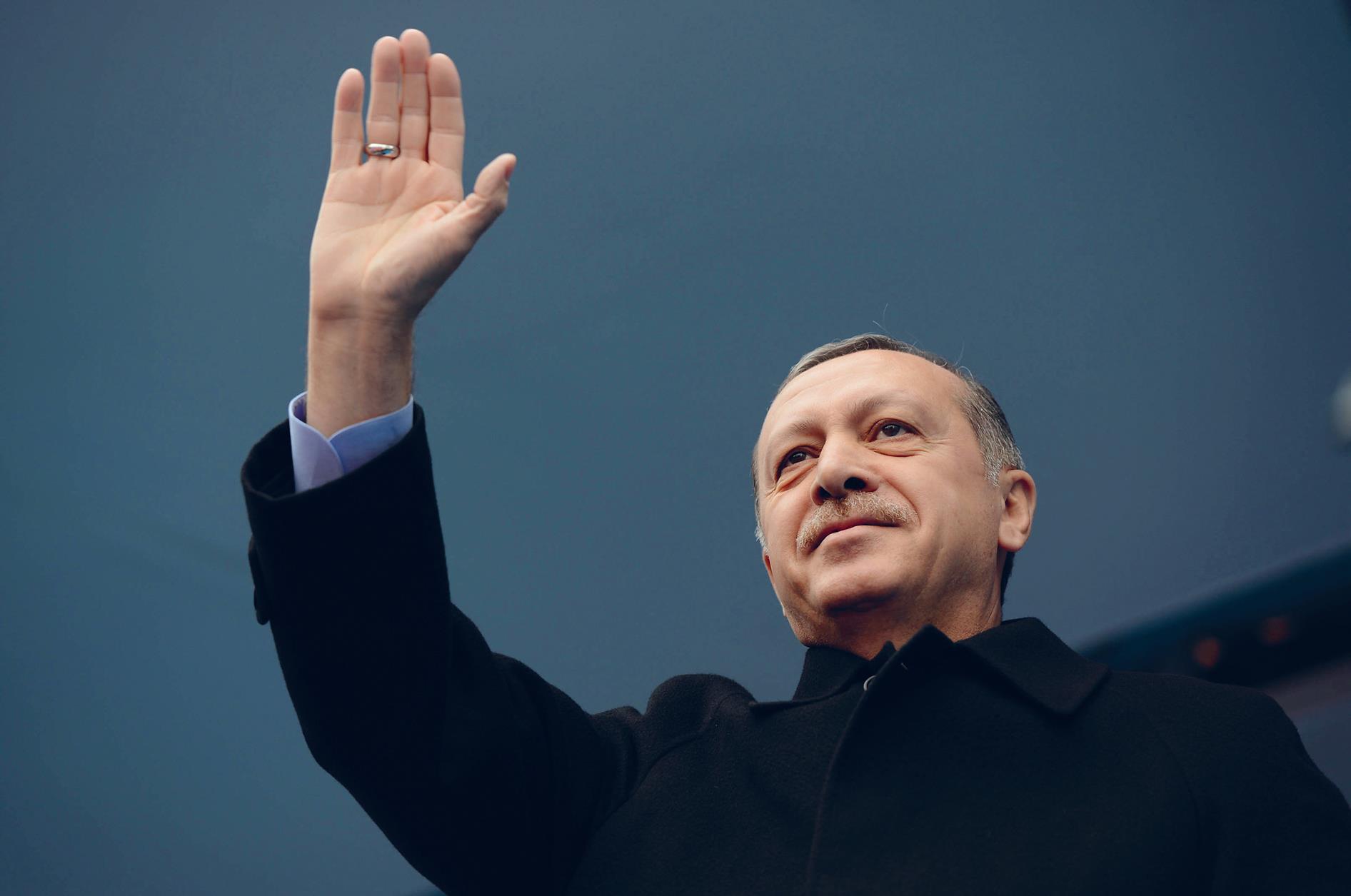 KONSERVATIIVI. Presidentti Recep Tayyip Erdoğanin eurasianismiin liittyy ajatus länsimaiden vastaisesta valtioprojektista. Kuva: Recep Tayyip Erdoğan/Flickr