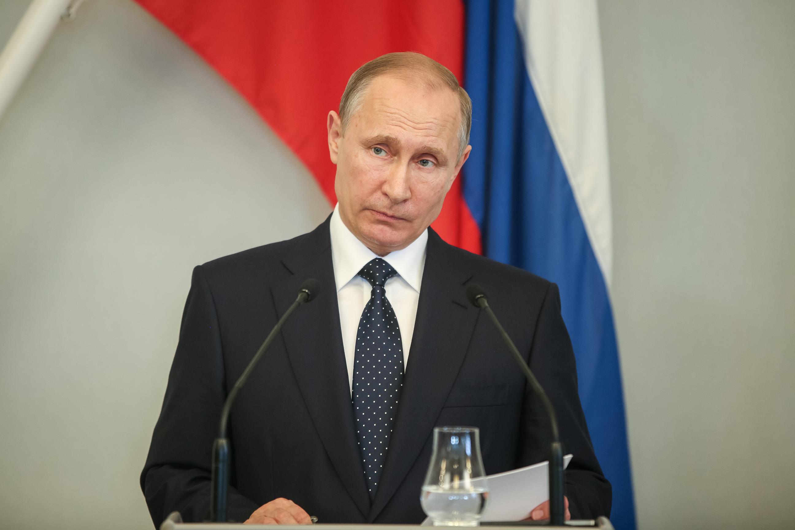 On todennäköistä, että Vladimir Putin valitaan uudelleen presidentiksi 18. maaliskuuta.
