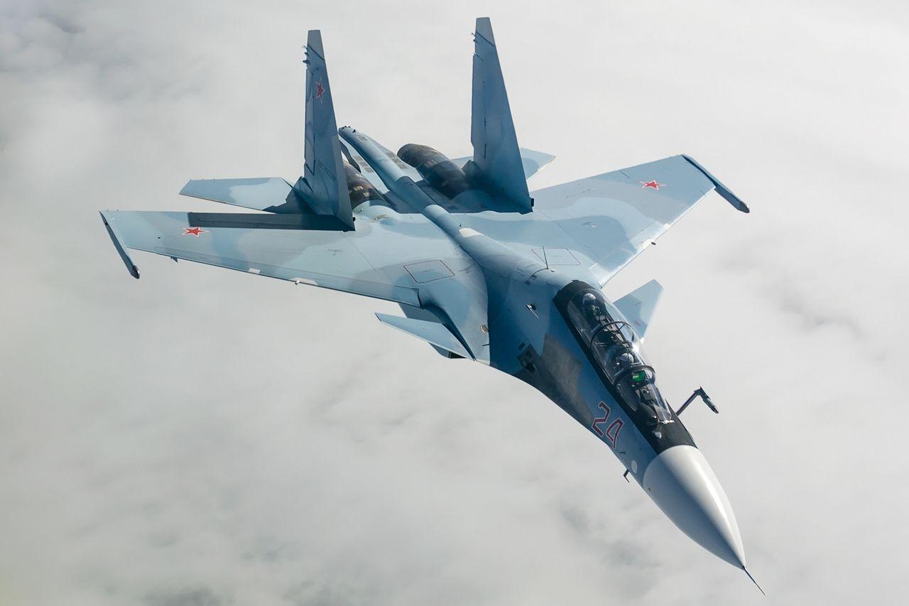 Suhoi Su-30 on kelvannut Venäjän lisäksi muun muassa Intian ja Vietnamin ilmavoimille. Kuva: Alex Beltjukov/Wikimedia Commons