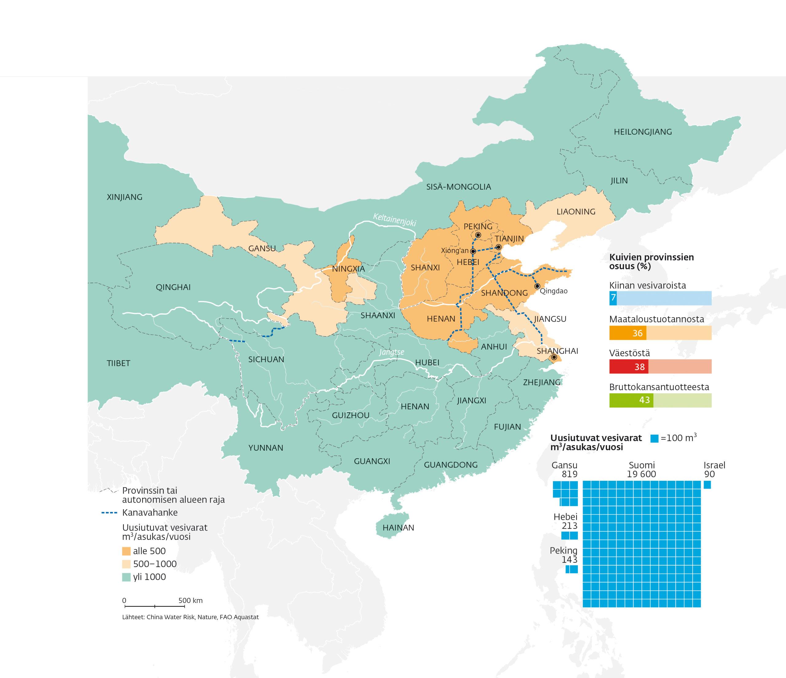 Kartta: Kauko Kyöstiö