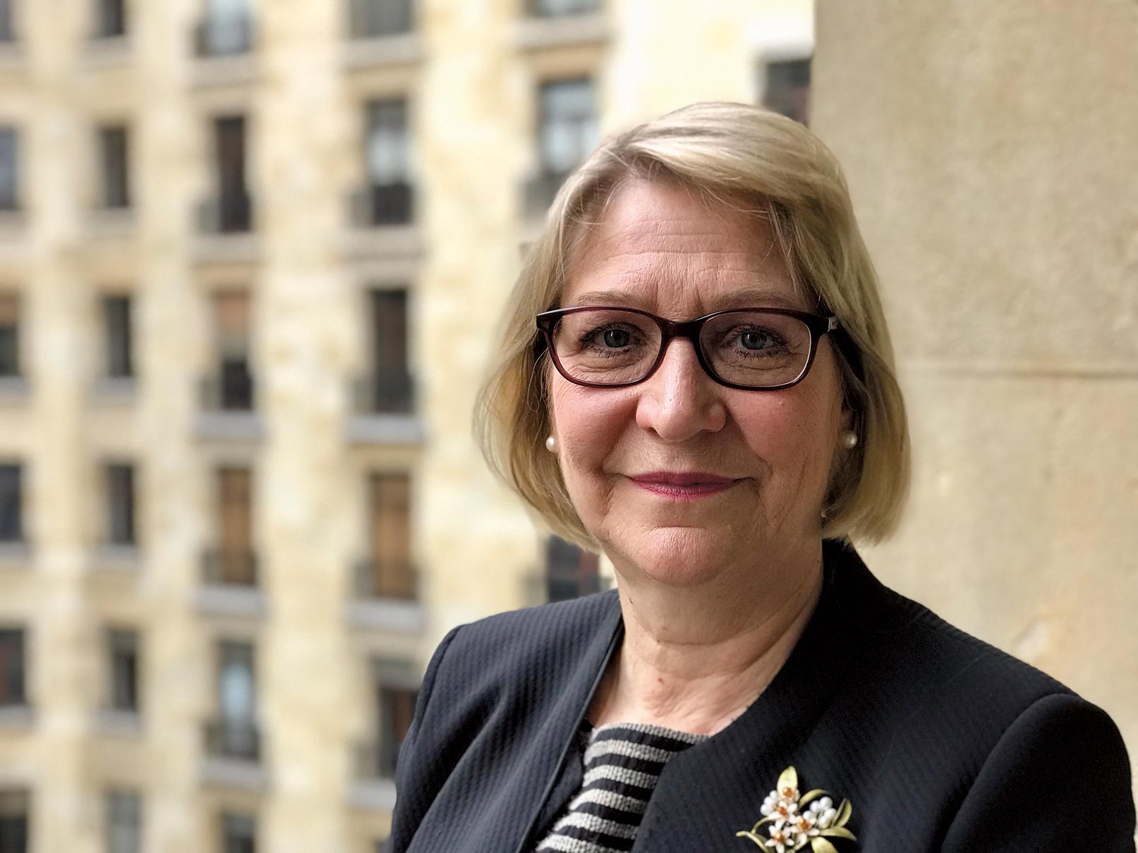 EU:n kannalta keskeistä on säilyttää globaali kilpailukyky, sanoo Marja Rislakki.