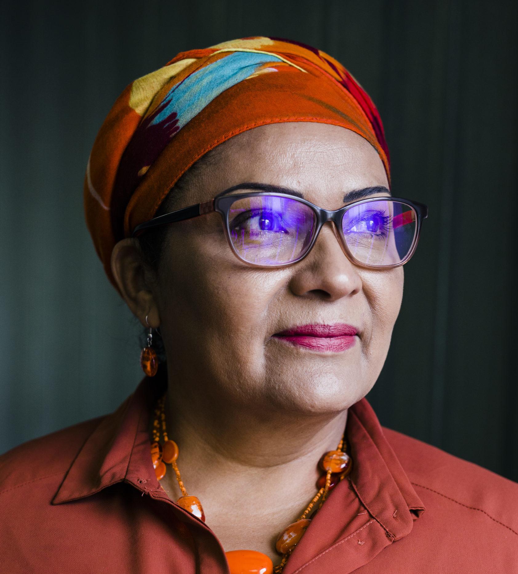 Judith Simanca Herrera on kansanedustaja ja entinen FARC-sissi.