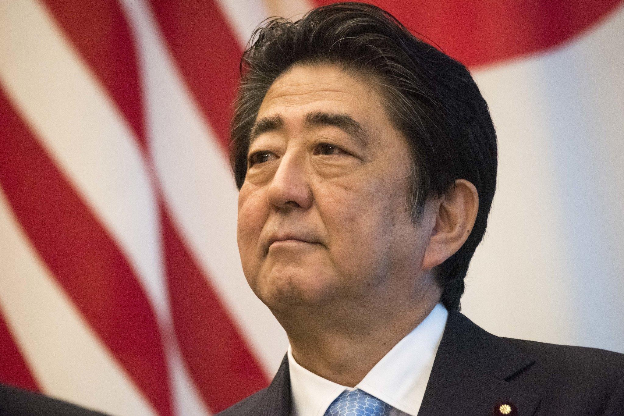 Japanin pääministeri Shinzo Abe on voittanut kolmet vaalit.