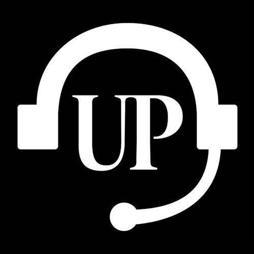 UP podcast logo