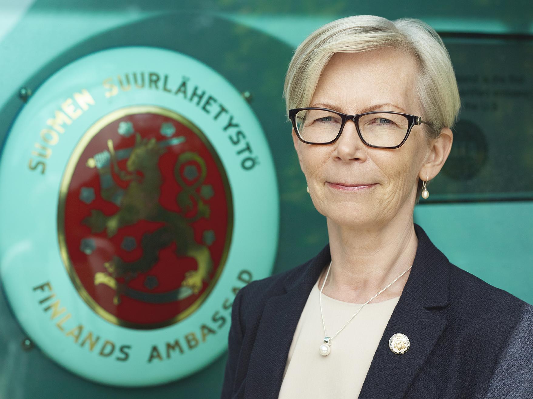 Kirsti Kauppi painottaa Yhdysvaltain historian merkitystä maan nykypolitiikkaa tarkasteltaessa.