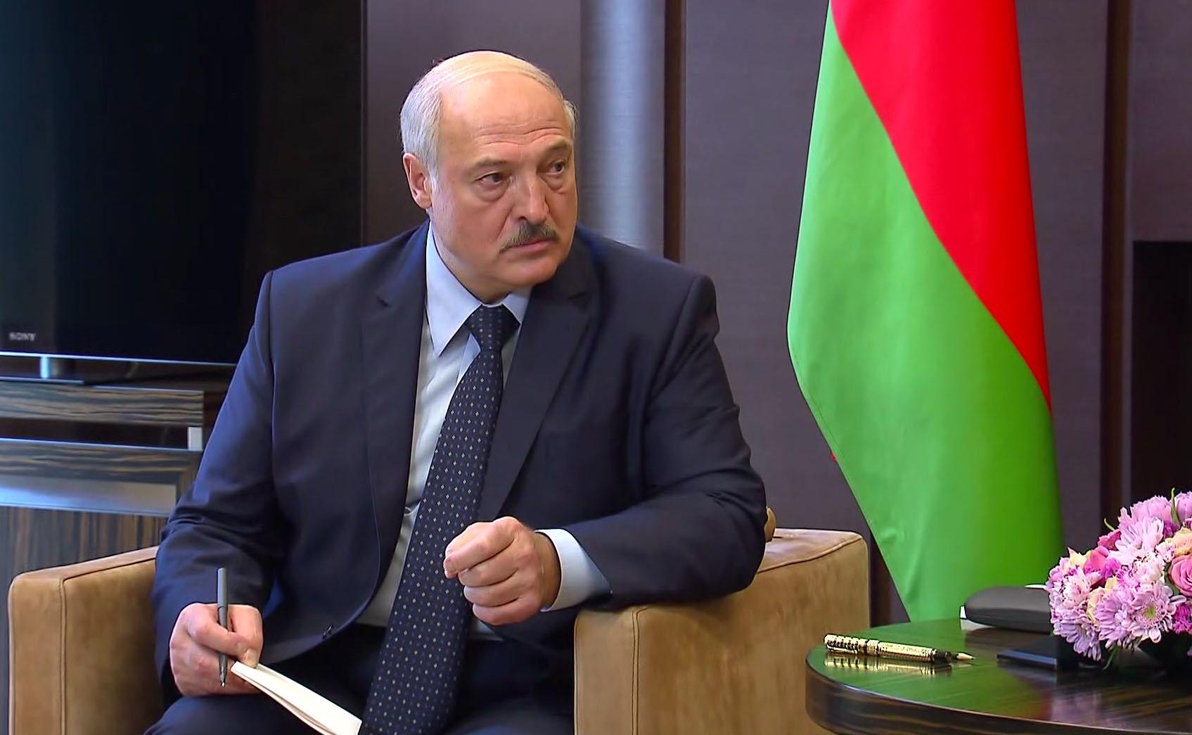 Valko-Venäjän kuohunta alkoi Aljaksandr Lukašenkan voitettua vilpilliset presidentinvaalit. Kuva: Wikimedia Commons