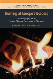 Burning at Europe's borders, kansikuva