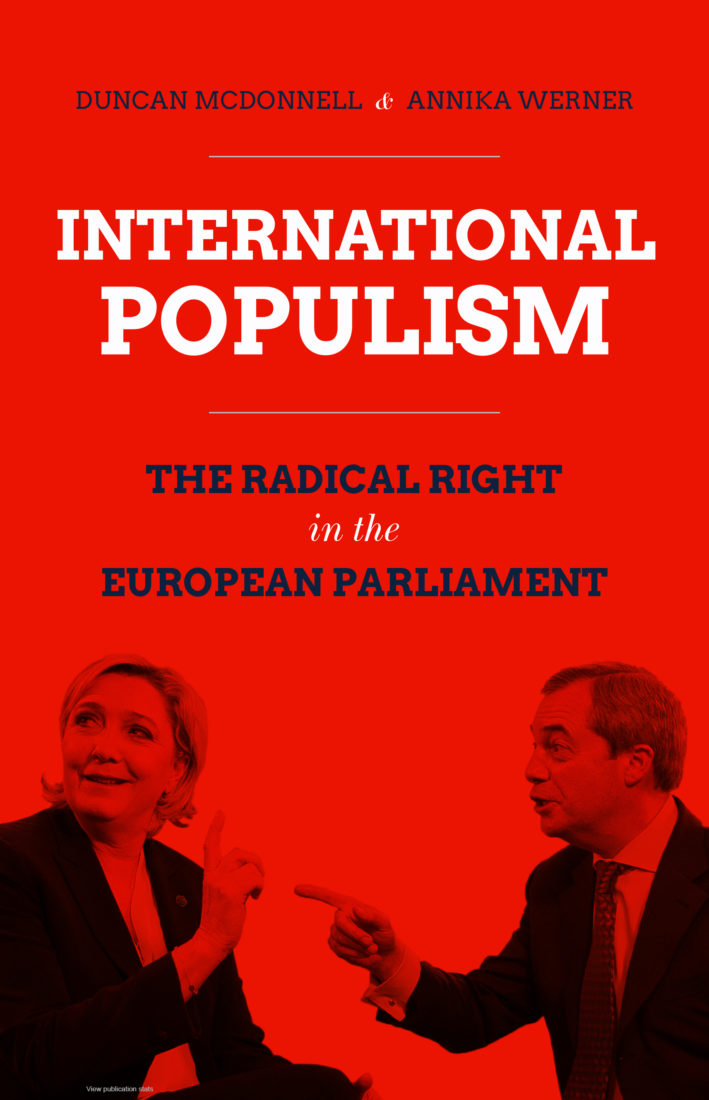 International populism, kansikuva