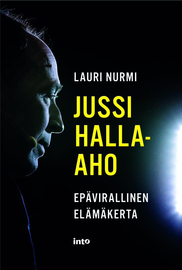 Jussi Halla-aho, kansikuva