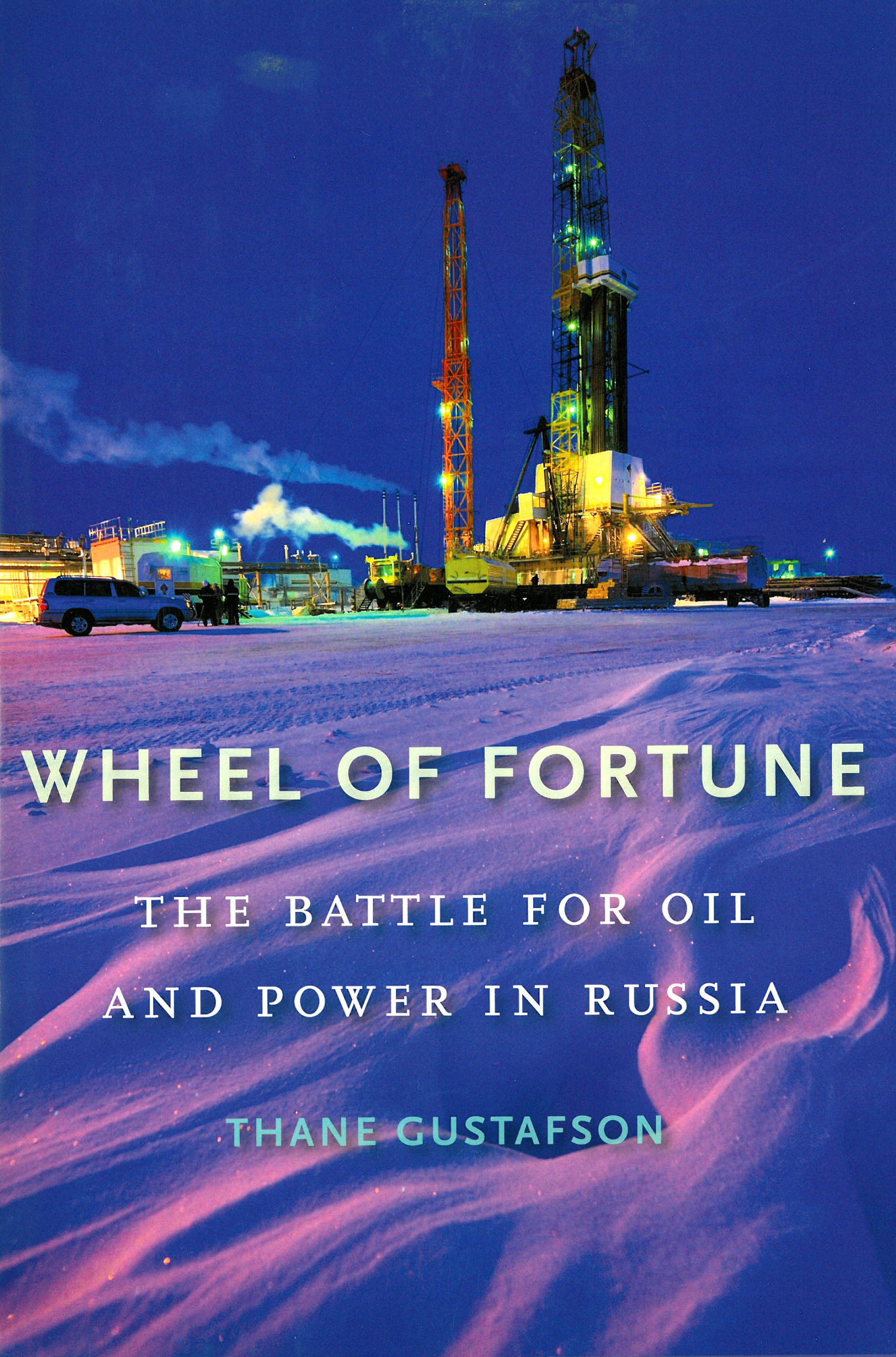 Thane Gustafson: Wheel of Fortune. The Battle for Oil and Power in Russia. Belknap Press 2012, 672 s.