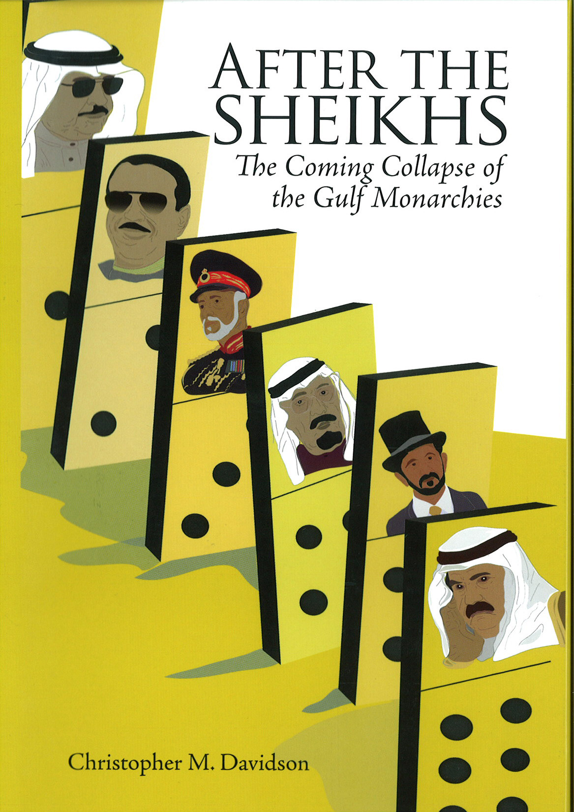 Christopher Davidson: After the Sheikhs. The Coming Fall of the Gulf Monarchies. C. Hurst & Co Publishers 2012, 300 s.